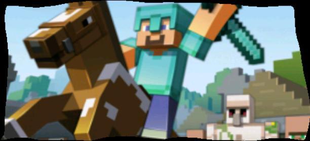 Minecraft:Steve's Adventures series 2 sneak peek
