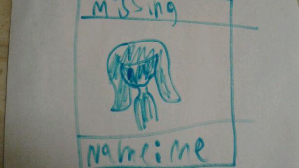 Me missing