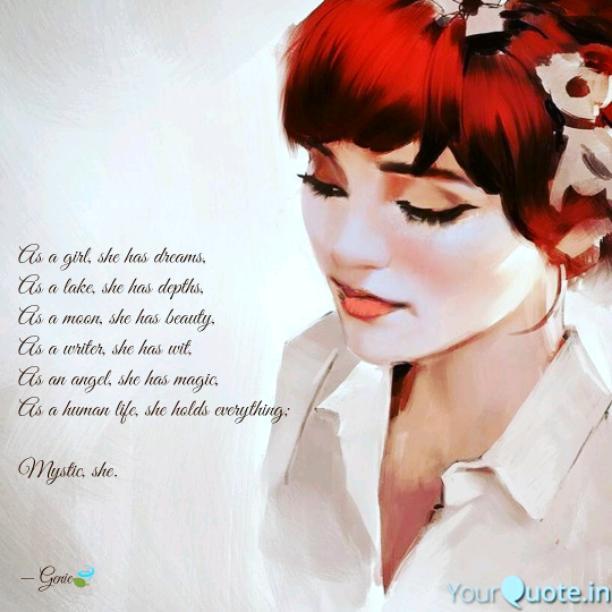 Mystic, she 2.