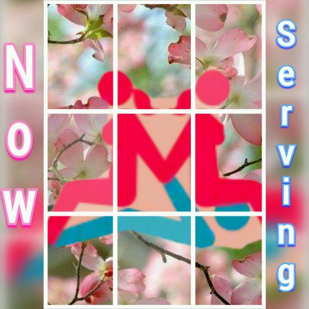 Now Serving {Spoken Word}