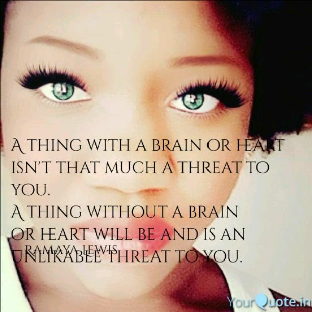 A Heart and a Brain