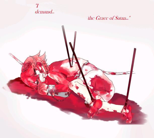 Her Now Bleeding Life