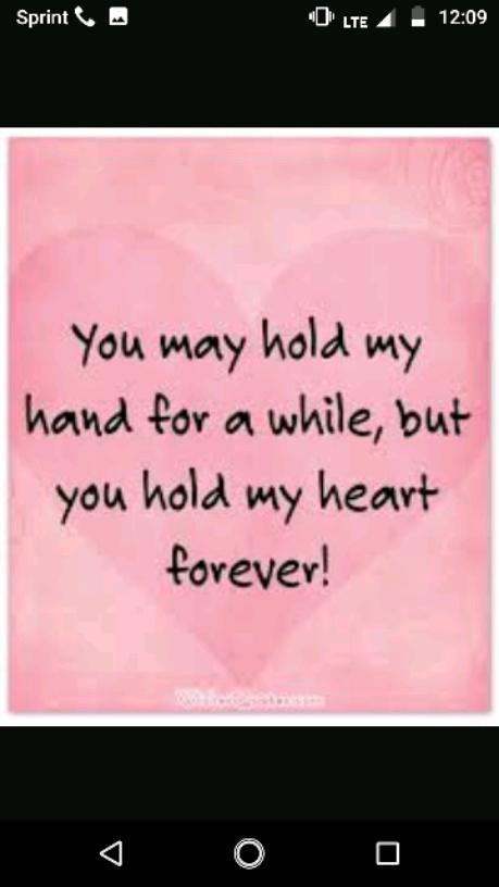 U stole my heart