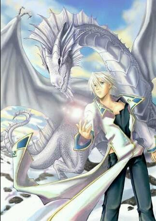 A Child With A Dragon Power : Prologue