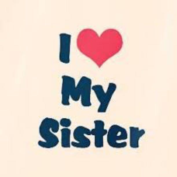 Sister...