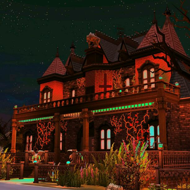 The Gaf City Manor