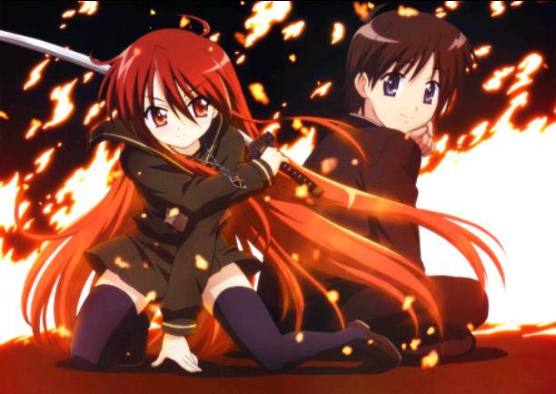 Flame-Haired Hikari Ch. 6:  A Named Flame.