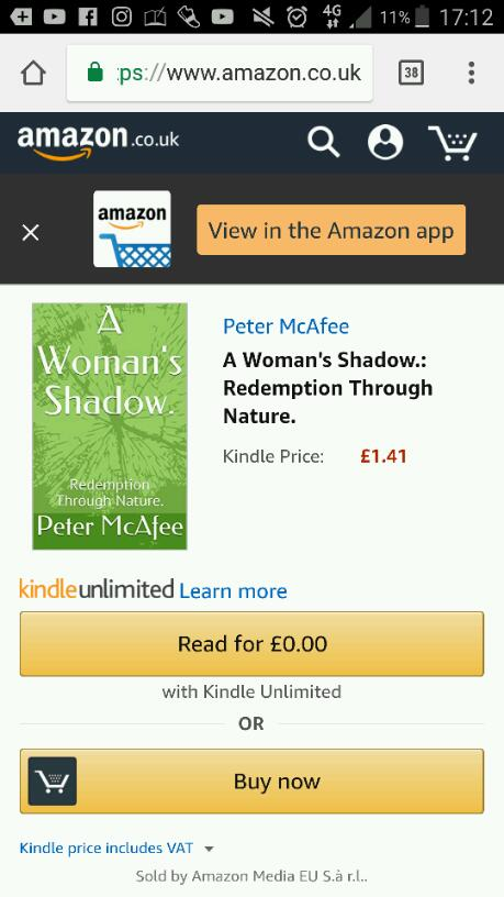 My E-Books for Sale on Amazon