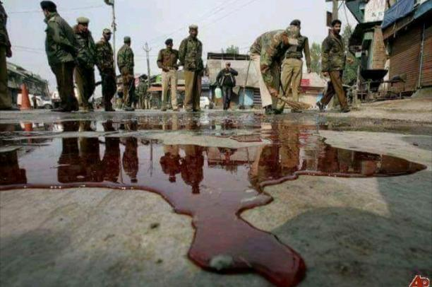 Kashmir, the abandoned paradise.