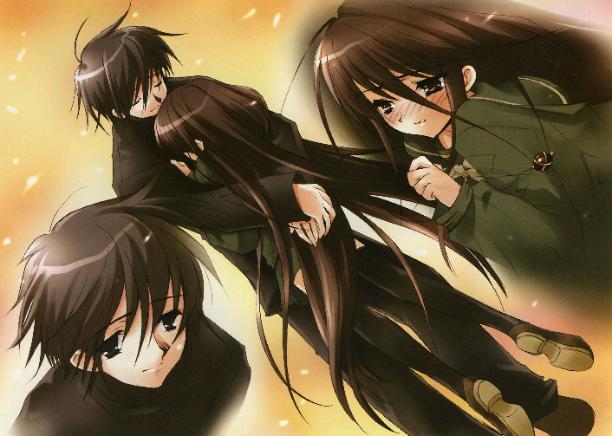 Flame-Haired Hikari Ch.10 : World left behind.