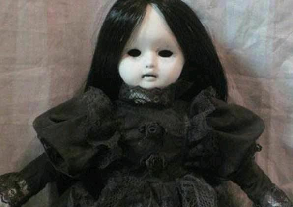 Alive Doll Chapter 2
