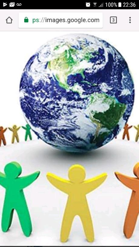 World population...