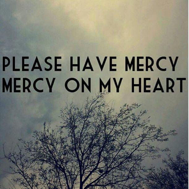 Have mercy!!!