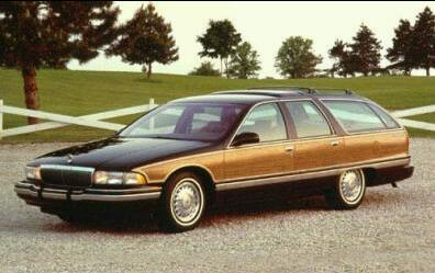 How a Buick Roadmaster Saved my Life.