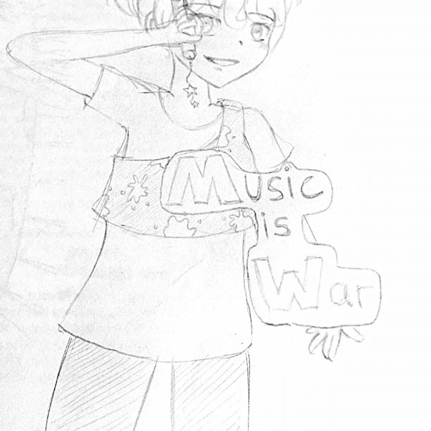 Music is War- Melody
