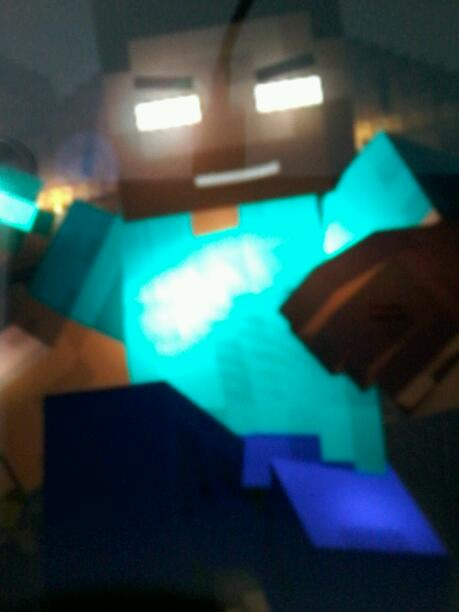 The tale of herobrine chapter 1 going in the cave