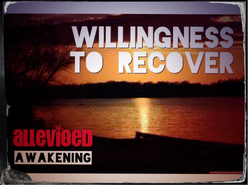 The Willingness To Recover