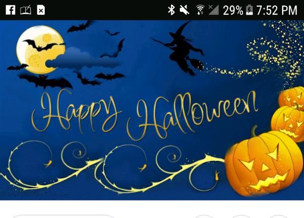 Happy October Everyone!