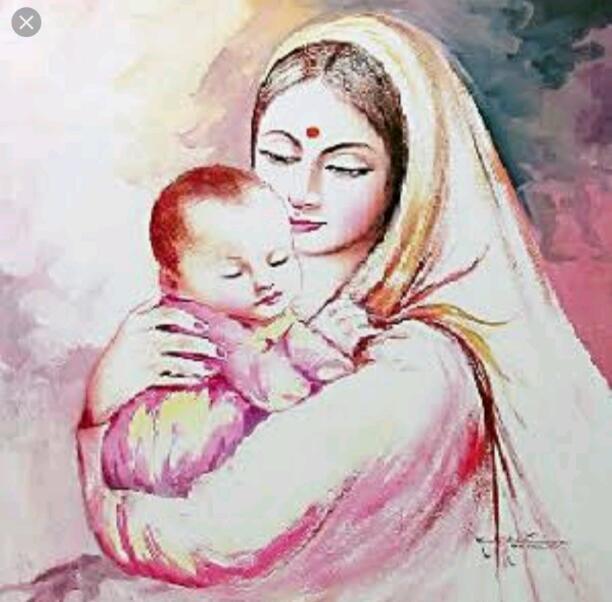 मेरी मां