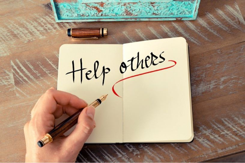 HELP OTHERS...