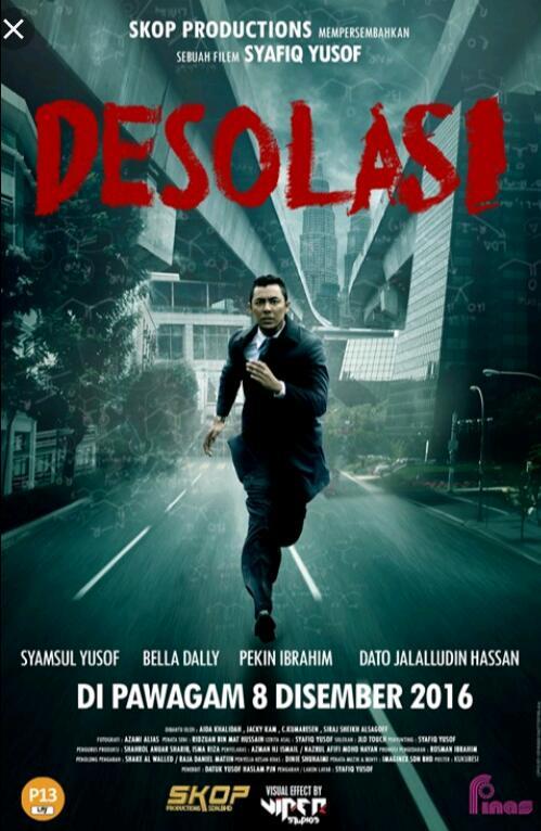 DESOLASI (DESOLATION)