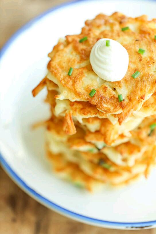 POTATO PANCAKES 🍠🍠🍠🍠🍠