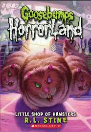 HORRORLAND THEME PARK #14 LITTLE SHOP OF HAMSTERS!
