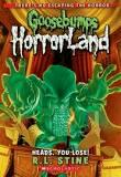 HORRORLAND THEME PARK #15 HEADS YOU LOSE!