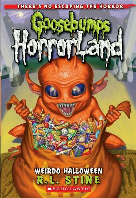 HORRORLAND THEME PARK #16 WEIRDO HALLOWEEN....