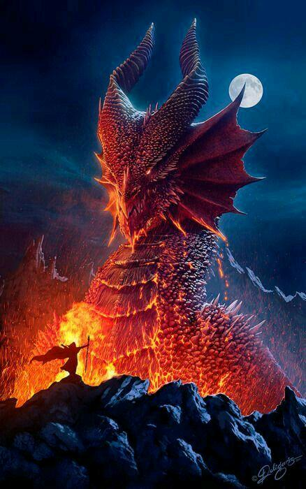 The dragon heart