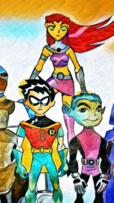 Teen titans go to  the  movies book by brady M