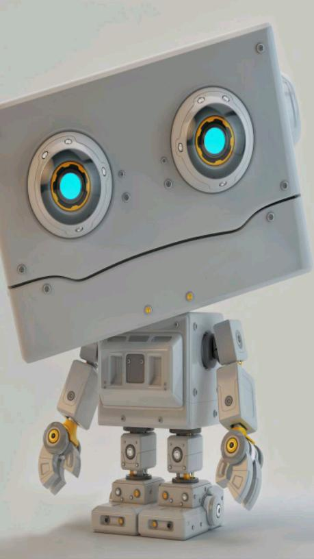 The alone robot