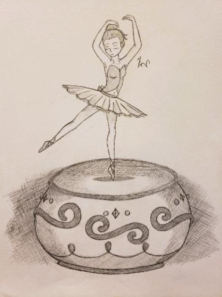 A Dancer's Dreams