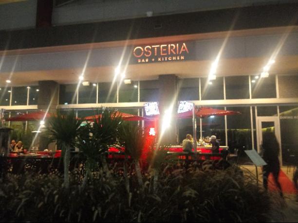 The Osteria