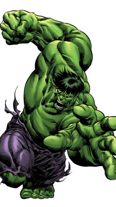 The hulk part 2
