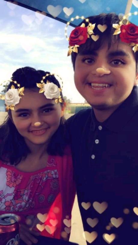 gabby arreola and Joshua zaragoza American Indian couple