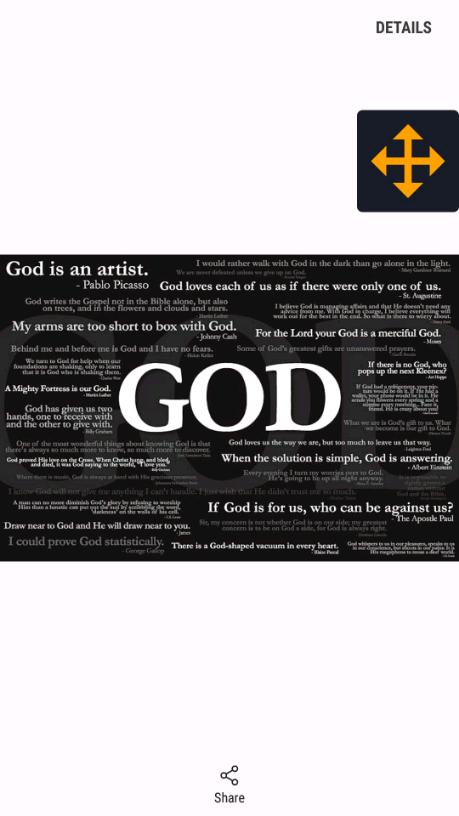 GOD NOT MAN MADE