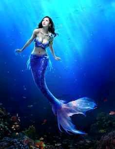 Mermaid Up - by Tajay Francis