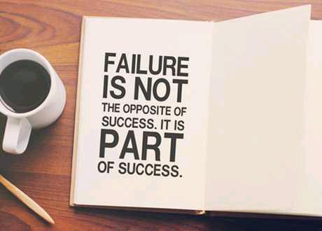Failure is my success - by Tajay Francis