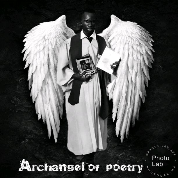 Archangel of poetry