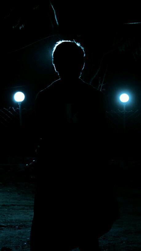 Loitering in darkness