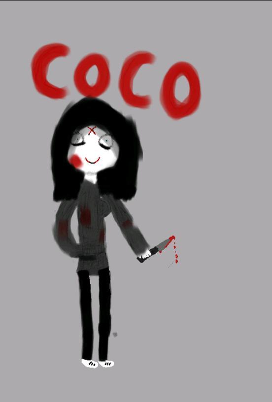 Real story of Coco creepypasta