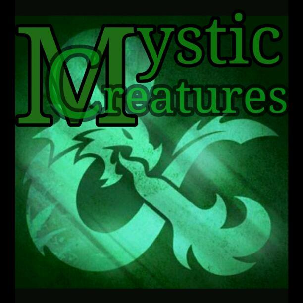 Mystic Creatures: Underground Ring