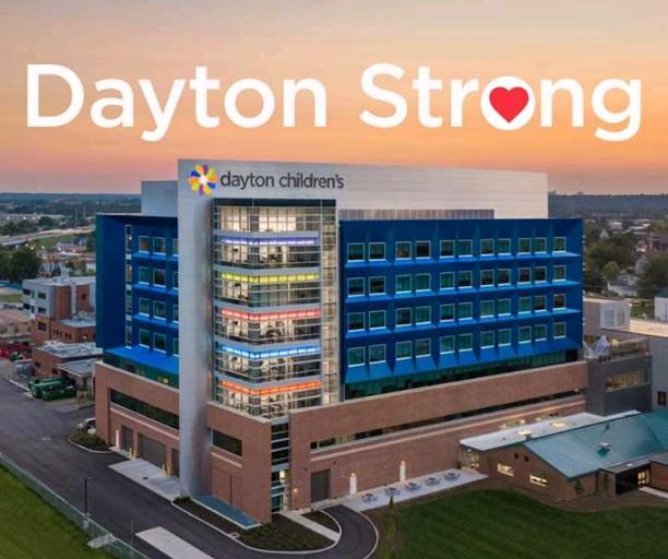Dayton Children's history
