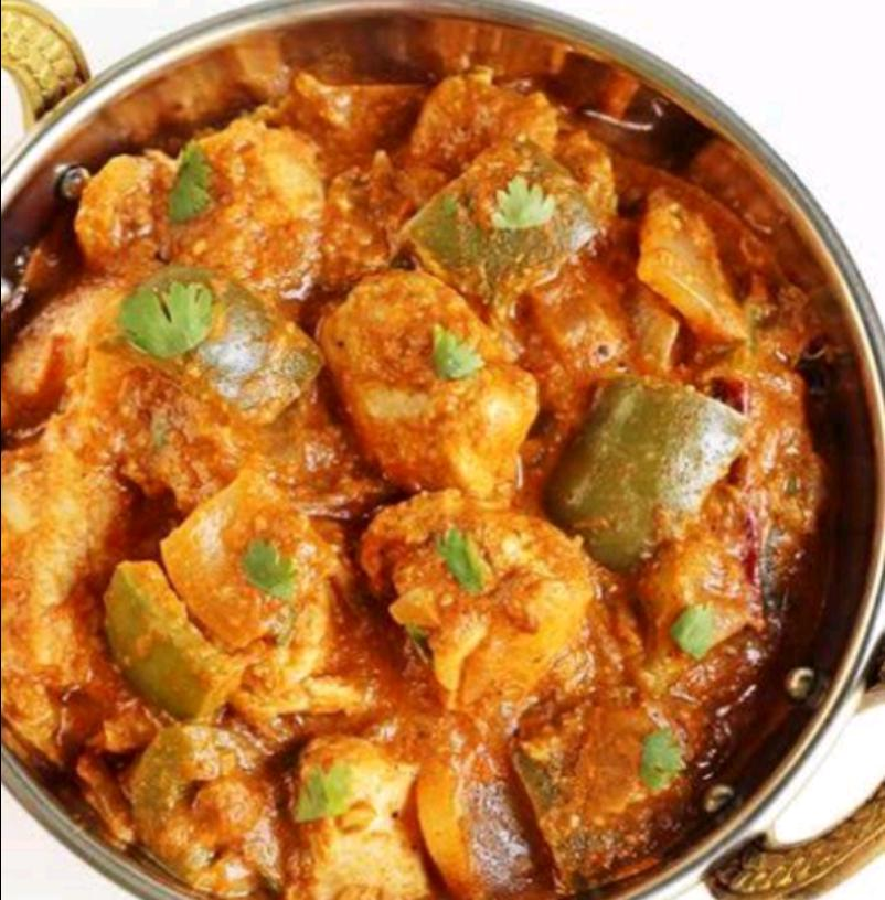 Kadahai chicken recipe