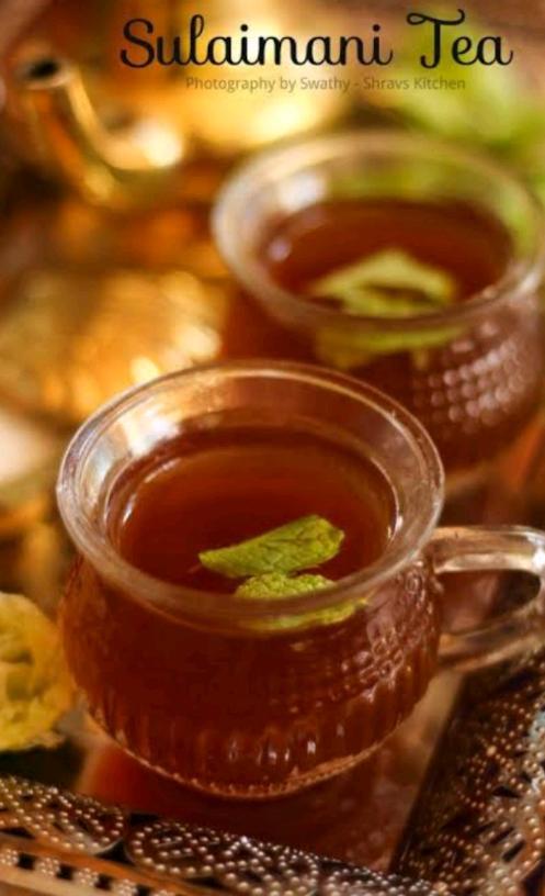 Sulaimani tea recepi