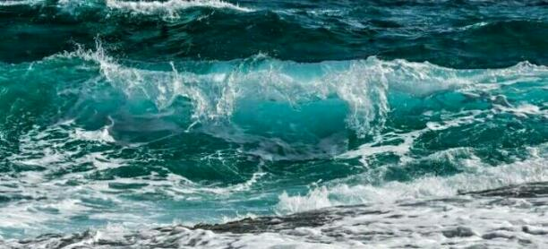 The ocean..
