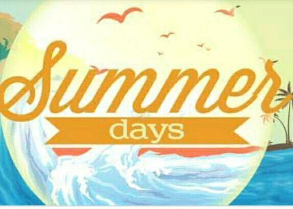 SUMMER DAY...