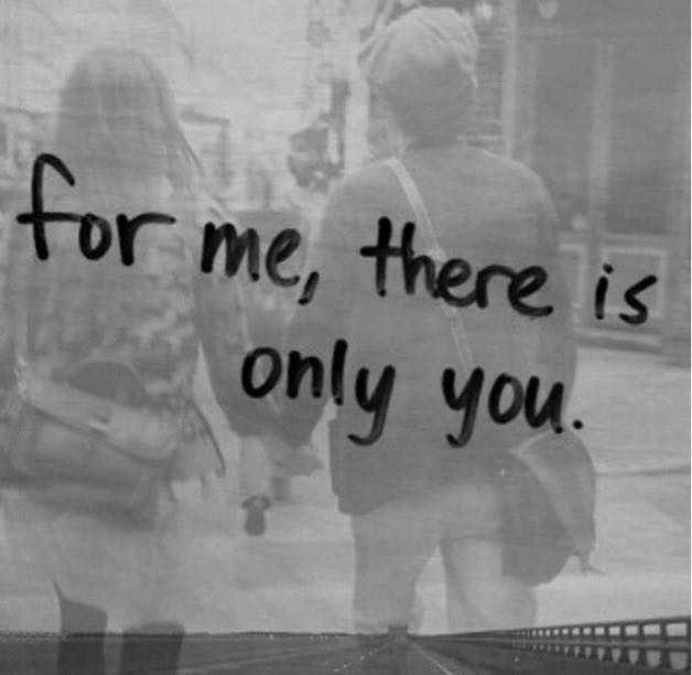 Only You...