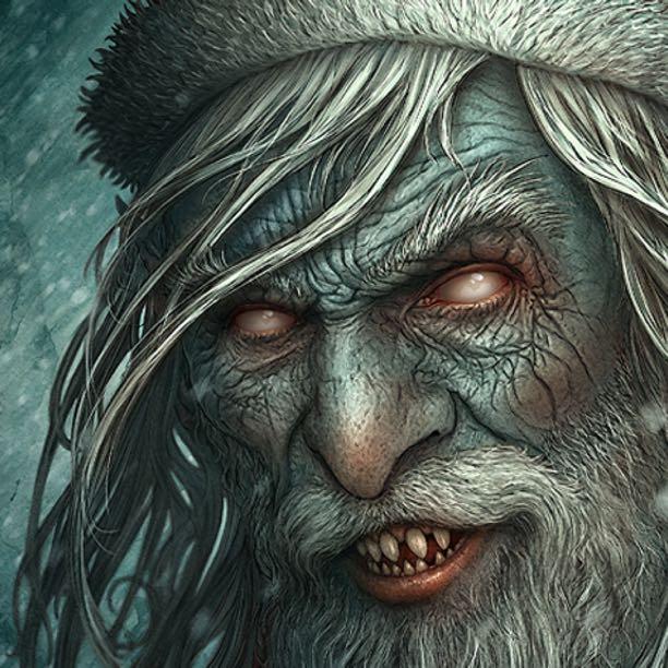 Evil Santa (part 1)